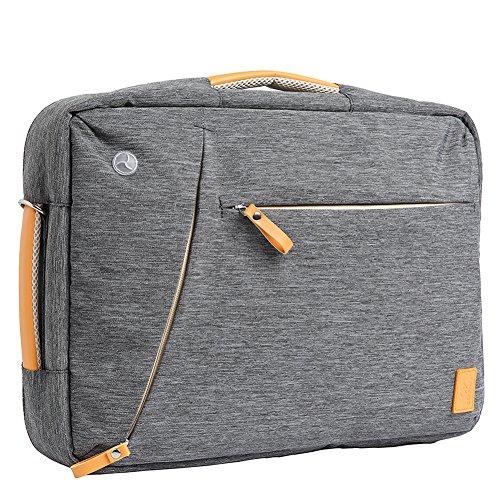 Gearmas 3way ビジネスリュック PCバッグ 手さげ リュック 大容量 パソコンバッグ MacBook iPad Air 収納 ケース 通勤 通学 生活防水 (グレー)