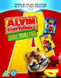 Alvin and the Chipmunks/ Alvin and the Chipmunks 2 Double Pack [Blu-ray]