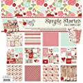 Simple Stories You & Me Scrapbook Collection Kit