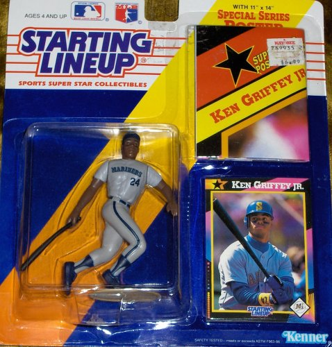 Buy Ken Griffey Jr. 1992 Starting Lineup