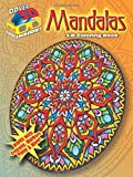 img - for 3-D Coloring Book--Mandalas (Dover 3-D Coloring Book) book / textbook / text book