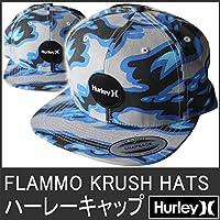 (ハーレー) HURLEY 9013 ハーレー キャップ 帽子 スナップバックキャップ Hurley FLAMMO KRUSH HATS MHA0000480 GRCY 【並行輸入品】