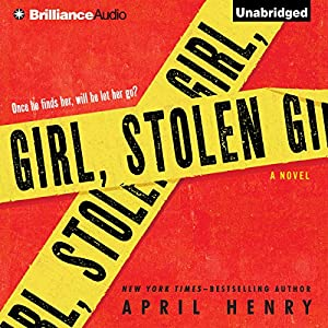 Girl, Stolen Audiobook