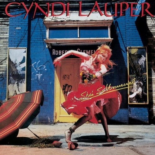 Cyndi Lauper - Shes So Unusual - Zortam Music
