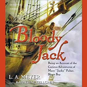Bloody Jack Audiobook