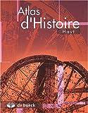 echange, troc Franz Hayt - Atlas d'histoire