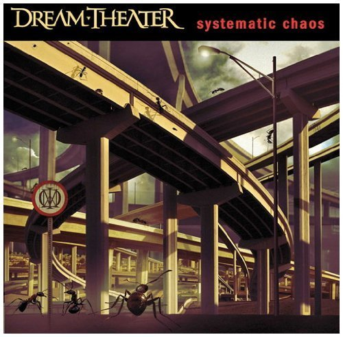 Systematic Chaos: Special Edition+DVD with DD 5.1mix by Dream Theater (2007) Audio CD