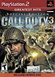 Call of Duty 3 Special Edition - Playstation 2 Greatest Hits