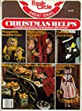 img - for Family Circle Christmas Helps 1981 (Huggable Lovable Toys, Welcoming Wreaths, Vol 7) book / textbook / text book
