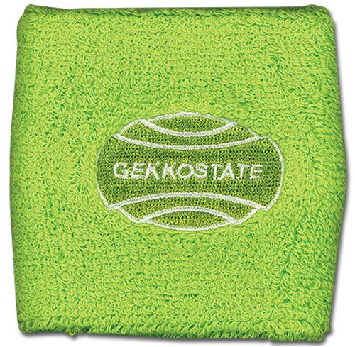 Eureka Seven: Sweatband Wristband - Gekkostate Logo - Buy Eureka Seven: Sweatband Wristband - Gekkostate Logo - Purchase Eureka Seven: Sweatband Wristband - Gekkostate Logo (Eureka 7, Toys & Games,Categories,Pretend Play & Dress-up,Costumes,Accessories)
