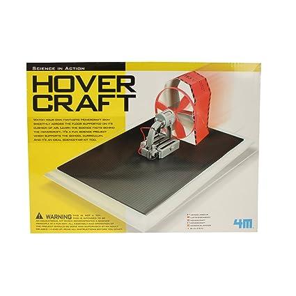4M - 5603910 - Jeu Éducatif - Hover Craft