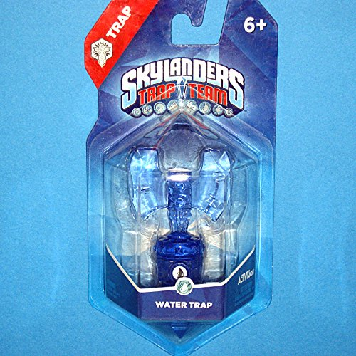 Skylanders Trap Team Trap Water Axe [Aqua Axe] - 1
