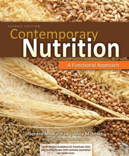 Combo: Contemporary Nutrition: A Functional Approach with...