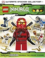 LEGO® Ninjago Ultimate Sticker Collection (Ultimate Stickers)