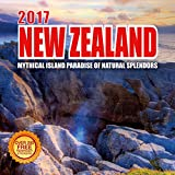 2017 New Zealand Calendar- 12 x 12 Wall Calendar - 210 Free Reminder Stickers