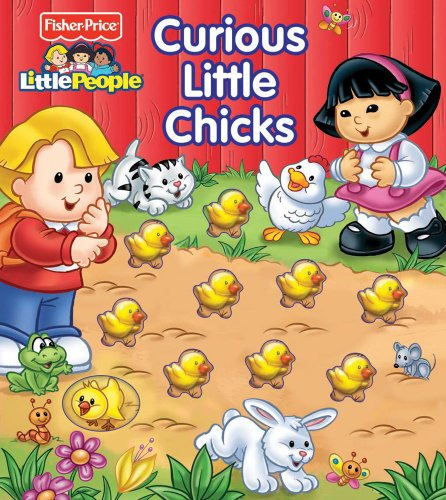 Fisher Price Little People Curious Little Chicks (Lift-The-Flap) front-496046