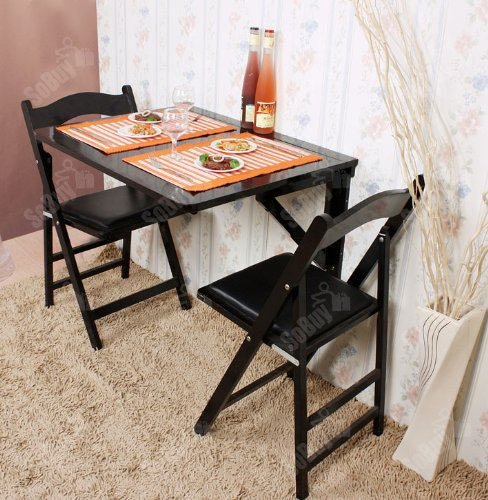 Wall Mounted Drop Leaf Table Cymun Designs