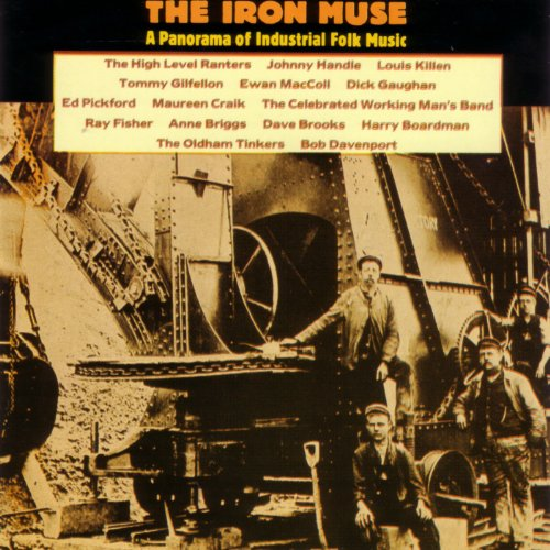 The Iron Muse: A Panorama Of Industrial Folk Music front-311364