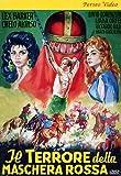 Il Terrore Della Maschera Rossa [Italia] [DVD]