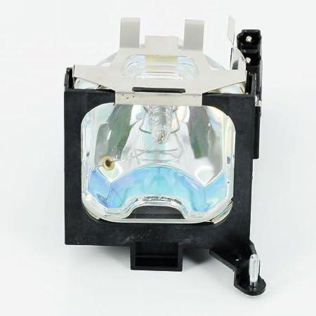 haiwo 610-317-7038/lmp78de haute qualité Ampoule de projecteur de remplacement compatible avec boîtier pour projecteur Sanyo PLC-SW31/PLC-SW36;/EIKI LC-SD15.