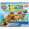 Paw Patrol Foam 25 Piece Floor Puzzle by Cardinal from Cardinal