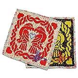 ヴィヴィアン ウエストウッド Vivienne Westwood ハンカチ ハンドタオル タオルハンカチ タオル オーブ刺繍 レディース 並行輸入品 AMI582