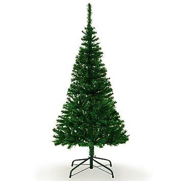 arbre de noel noel sapin artificiel 180 cm pied pied inclus 533 branches cuisine maison. Black Bedroom Furniture Sets. Home Design Ideas