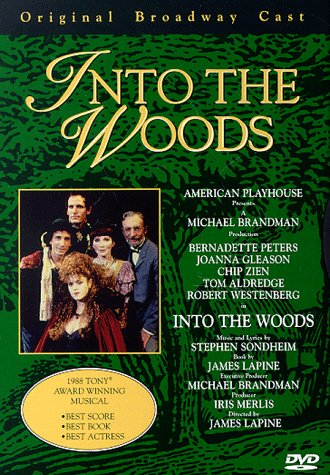 Into the Woods [DVD] [Import]