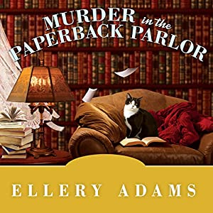 Murder in the Paperback Parlor Audiobook