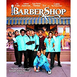 Barbershop [Blu-ray]