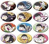 おそ松さん キャラバッジコレクション 〈ねこ〉 12個入りBOX