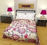 RajasthaniKart Premium Reversible Ac Blanket (Single Bed)