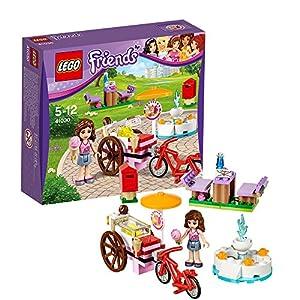 lego friends 41030 jeu de construction le stand de. Black Bedroom Furniture Sets. Home Design Ideas