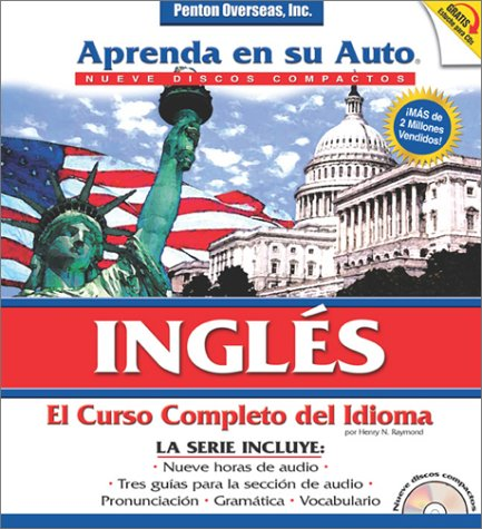 Aprenda En Su Auto Ingles Completo CD: The Complete Language Course (Learn in Your Car(r) Series) (Spanish Edition)