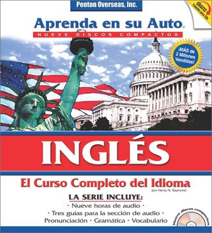Aprenda En Su Auto Ingles Completo CD: The Complete Language Course (Learn in Your Car(r) Series) (Spanish Edition)