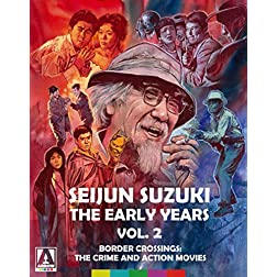 Seijun Suzuki: The Early Years. Vol. 2. Border Crossings: The Crime and Action Movies [Blu-ray]