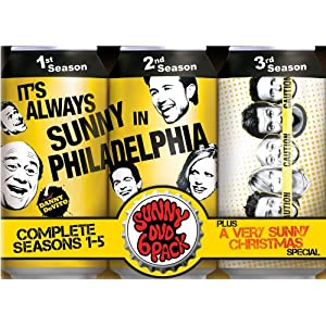 It's Always Sunny in Philadelphia: Complete Seasons 1-5 + A Very Sunny Christmas Special (2010)