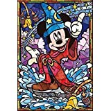 DIY 5D Diamond Painting Kits, Crystal Rhinestone Diamond Embroidery Paintings Pictures Arts Craft for Home Wall Decor, Full Drill(12x16inch) (Color: Mickey Magic, Tamaño: 12x16)