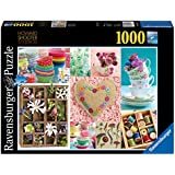 Ravensburger 19369 - Howard Shooter - Buntes Allerlei Puzzle, 1000 Teile