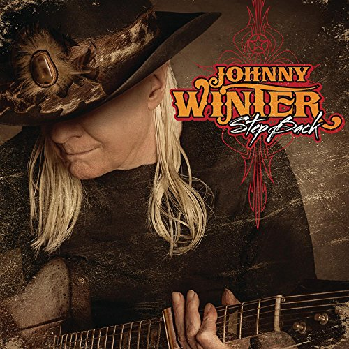 CD : Johnny Winter - Step Back (CD)