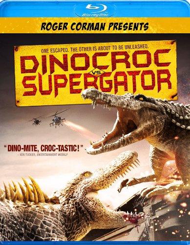 Dinocroc vs. Supergator [Blu-ray]