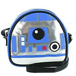 Loungefly Star Wars R2D2 Crossbody Bag Multi