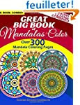 Great Big Book Of Mandalas To Color -...