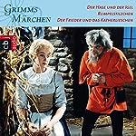 Der Hase und der Igel / Rumpelstilzchen / Der Frieder und das Katherlieschen (Grimms Märchen 3.3) |  Brüder Grimm