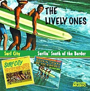 The Lively Ones Surf City