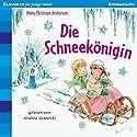 Die Schneekönigin: Ein Märchen in sieben Geschichten Hörbuch von Hans Christian Andersen Gesprochen von: Andrea Sawatzki