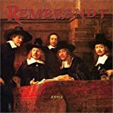 Rembrandt 2002 Calendar (0763136727) by Rembrandt Harmenszoon Van Rijn