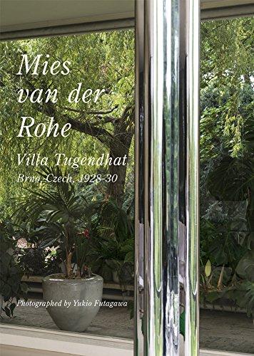 世界現代住宅全集 24 ミース・ファン・デル・ローエ トゥーゲントハット邸