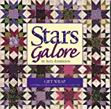 Stars Galore Gift Wrap with Other (1571200835) by C&T Publishing Inc