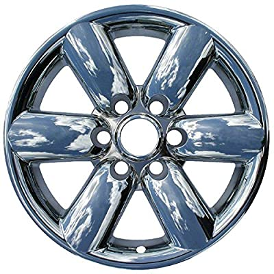 "2008-2014 NISSAN ARMADA 18"" Chrome Wheel Skin Covers (Set of 4)"